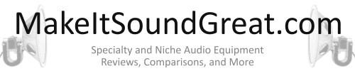 MakeItSoundGreat.com